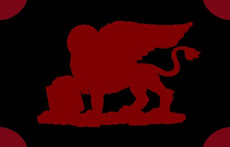 Privacy policy in lingua veneta. Il Leone Marciano, simbolo della città di Venezia